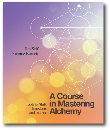 A Course in Mastering Alchemy - Book Cover Illustration